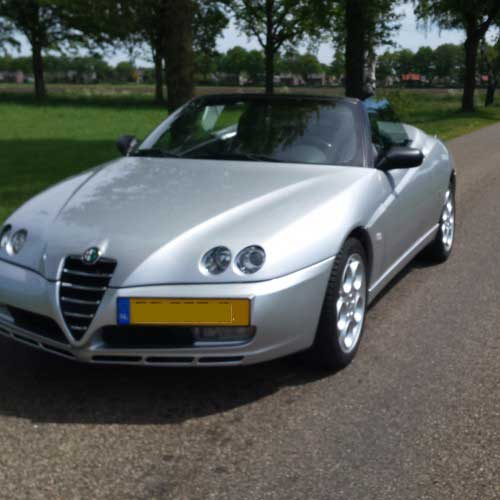 Alfa Romeo Spider JTS